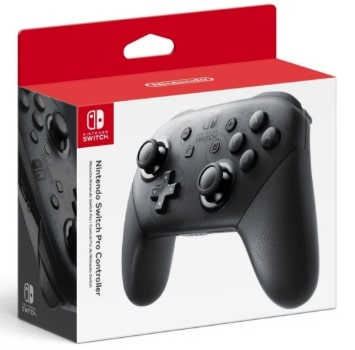Nintendo Switch Pro Controller: $59 (16% off) + FREE Shipping