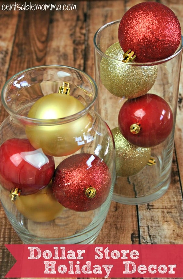Dollar Store Holiday Decor. 24shares. 24. Easily create inexpensive decorations for the holiday with stuff that you can buy from your local
