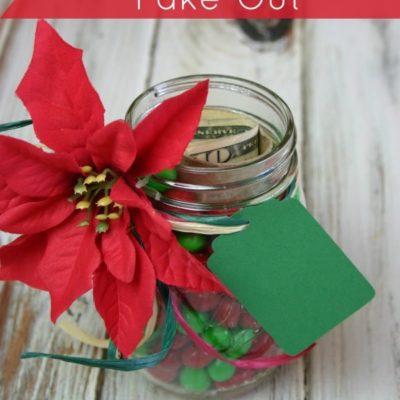 Mason Jar Money Gift Fake-Out