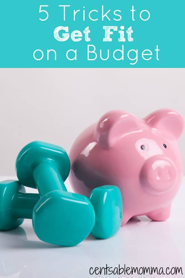 You want to get in shape, but you don't have a ton of money to invest in a monthly gym membership.  Check out these 5 tricks to get fit on a budget for some low cost fitness ideas.