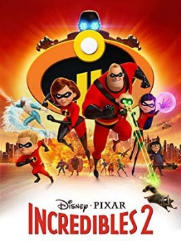 Incredibles 2 DVD: $9.96 (67% off) + FREE Shipping