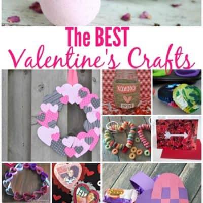 The Best Valentine's Day Crafts