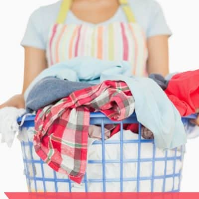 4 Laundry Hacks for the Busy Mom