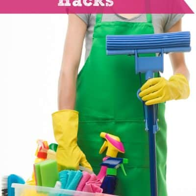 5 Essential House Cleaning Hacks