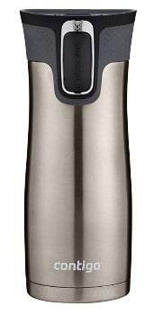 Contigo Stainless Steel Travel Mug (2 pk.): $17.29 (46% off)