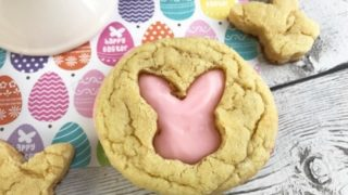 Easter Bunny Cut-Out Cookies Recipe