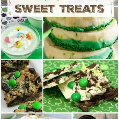 Sweet Treats for St. Patrick's Day