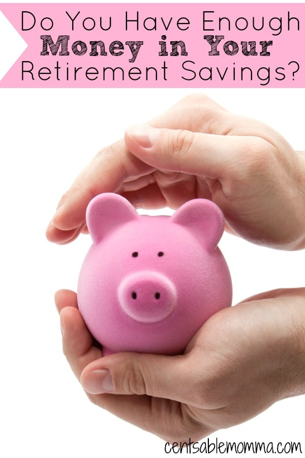 How much money do you really need in your retirement savings?  It depends on a few factors, which you can use to calculate if you have enough money in your own IRA or 401(k) for your retirement.