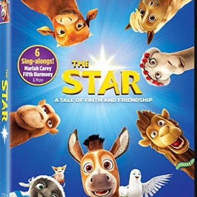 The Star DVD: $8.99 (10% off)