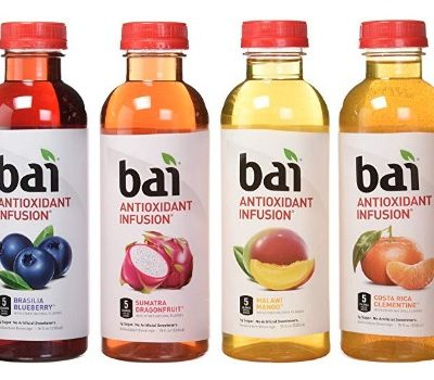 Bai Rain Forest Variety Pack Flavored Water (12 ct.): $11.19 + FREE Shipping