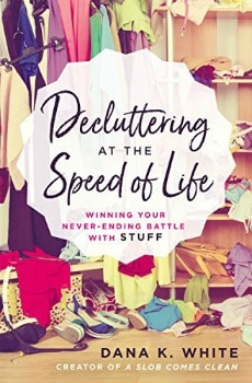 Cheap Kindle Book: Decluttering at the Speed of Life: Winning Your Never-Ending Battle with Stuff for $1.99 (88% off)