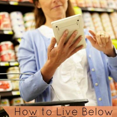 How to Live Below Your Means {without feeling deprived}