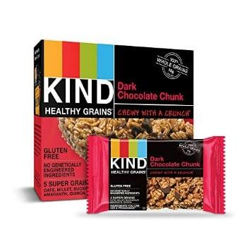 KIND Healthy Grains Dark Chocolate Chunk Granola Bars (30 ct.): $13.57 + FREE Shipping