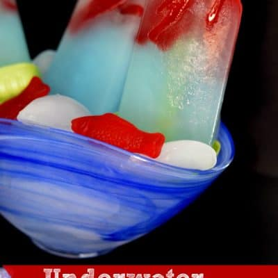 Underwater Popsicles Recipe