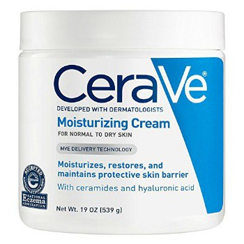 CeraVe Daily Face and Body Moisturizing Cream (19 oz.): $11.03 each + FREE Shipping