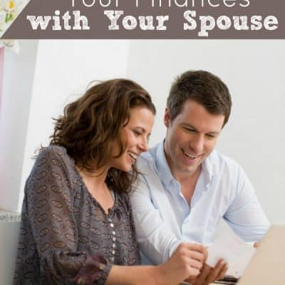 5 Reasons Why You Should Combine Your Finances With Your Spouse