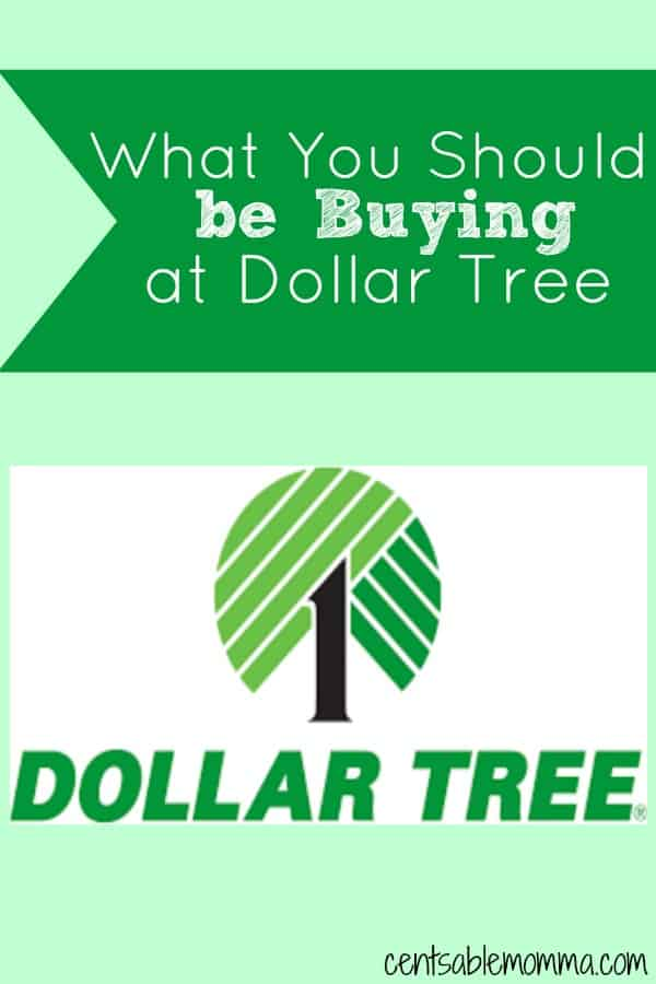 Check out lots of ideas of what to buy at Dollar Tree to stretch your money even further - including 7 different product categories