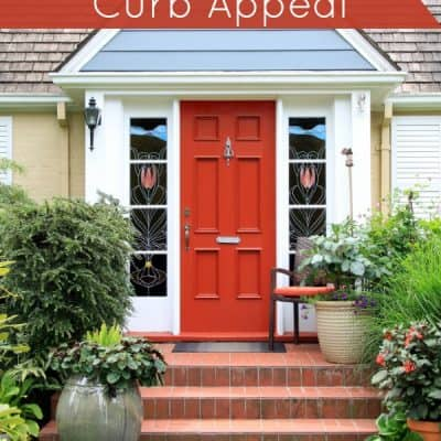 6 Tricks to Improve Your Home's Curb Appeal