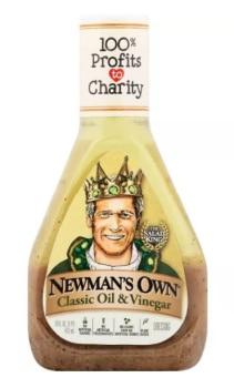 Printable Coupon: $1/2 Newman's Own Salad Dressing + Walmart Deal