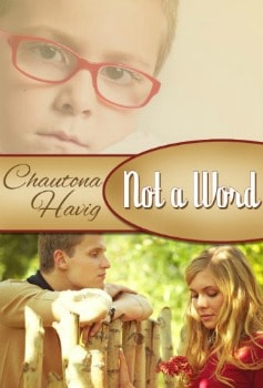 FREE Kindle Book: Not a Word