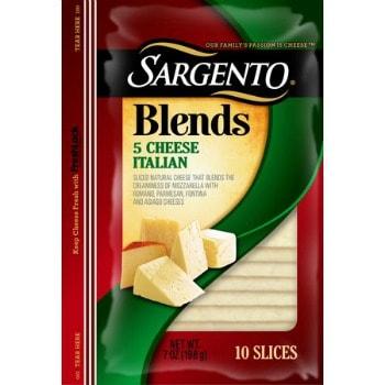 photo regarding Sargento Printable Coupon called Printable Coupon: $0.75 off Sargento Blends Slices + Walmart