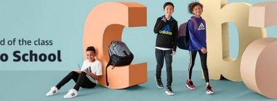 Amazon: Back-to-School Shopping
