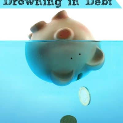 How to Catch Your Breath When You're Drowning in Debt