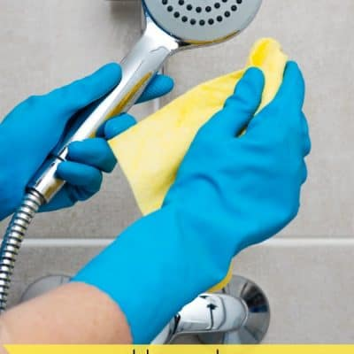 How to Deep Clean the Bathroom