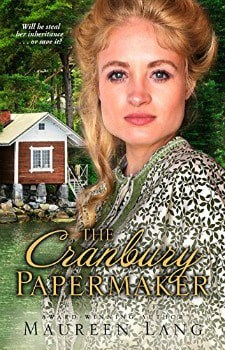 FREE Kindle Book: The Cranbury Papermaker
