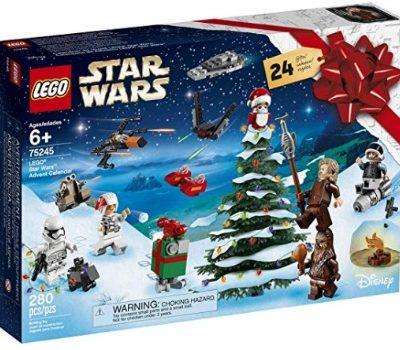 LEGO Star Wars Advent Calendar: $32.82 (18% off) + FREE Shipping