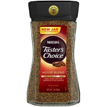 Printable Coupon: $2 off Nescafe Taster's Choice Instant Coffee + Upcoming Walgreens Deal