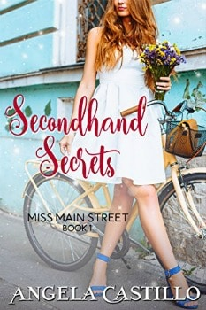 FREE Kindle Book: Secondhand Secrets (Miss Main Street Book 1)