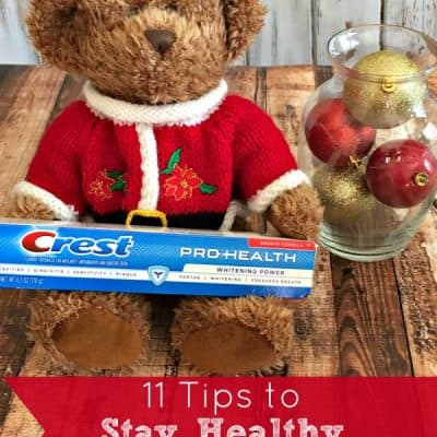 11 Tips to Stay Healthy During the Holidays