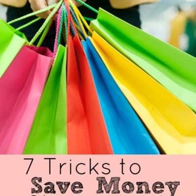 7 Tricks to Save Money Shopping at Kohl's