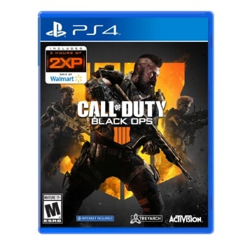 Call of Duty: Black Ops 4 Video Game: $32.99 (45% off) + FREE Shipping