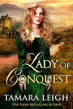 FREE Kindle Book: Lady of Conquest: A Medieval Romance