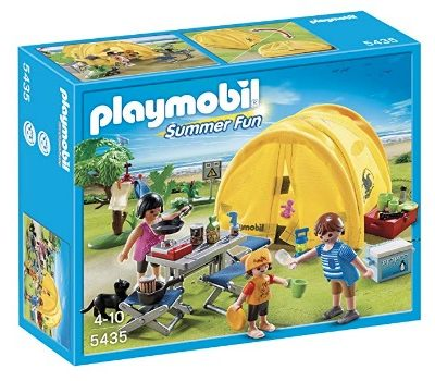Playmobil Family Camping Trip: $8.99 (50% off) + FREE Shipping