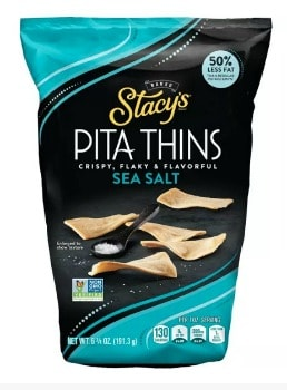 Printable Coupon: $1.50/2 Stacy's Products + Walmart Deal