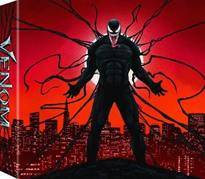 Venom Blu-ray Preorder: $12.11 (61% off) + FREE Shipping