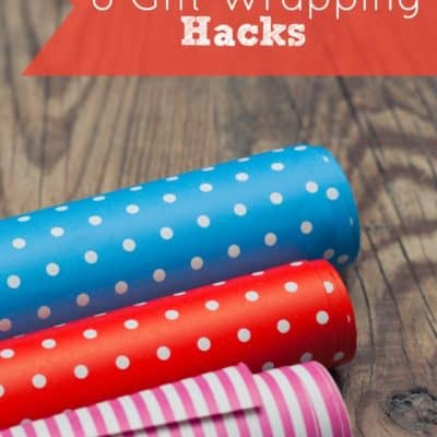 6 Gift Wrapping Hacks