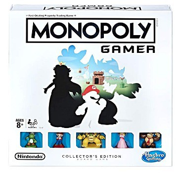 Monopoly Gamer Collector's Edition: $12.88 (68% off)