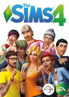 The Sims 4 {online game code}: $4.99 (88% off)