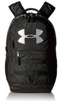 Under Armour Unisex Big Logo 5.0 Backpack: $29.17 (58% off) + FREE Shipping