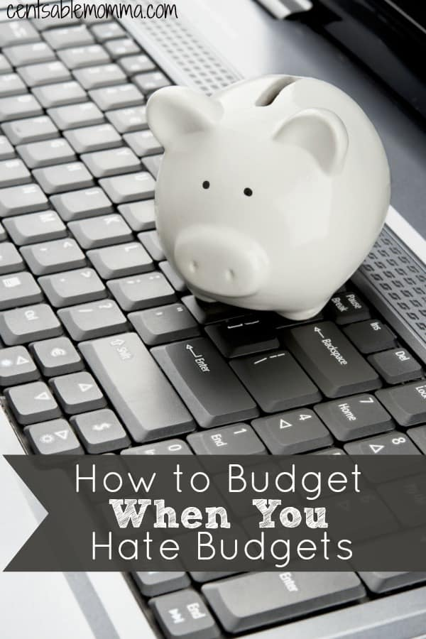 You really hate budgets, but you know you need to do something to get your finances in order. Check out these 5 tricks for how to budget when you hate budgets to get your money working for you instead of against you.
