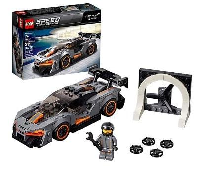 LEGO Speed Champions McLaren Senna: $11.99 (20% off)