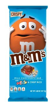 Printable Coupon: $1/2 M&M's Chocolate Bars + Target Deal