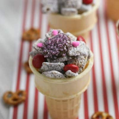 Valentine's Day Snack Mix Recipe