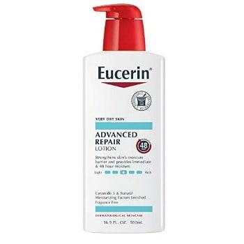 Eucerin Advanced Repair Dry Skin Lotion (16.9 oz.): $4.41 + FREE Shipping