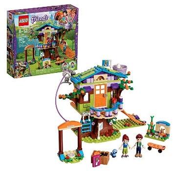LEGO Friends Mia's Tree House: $17.99 (40% off)