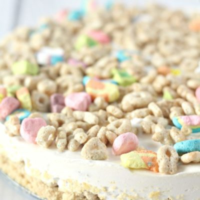 Lucky Charms Cheesecake Recipe